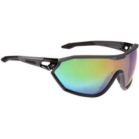 Alpina S-Way VLM+ Solbriller, coal matt-black